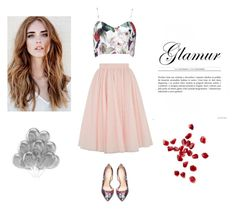 """Romantic"" by justnika on Polyvore featuring мода, Ted Baker и Bebe"