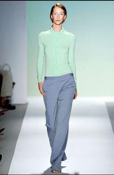 New York Fashion Week Spring 2012-Tibi