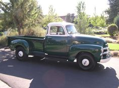 Have 1954 Chevy 3600 Truck 5 Window