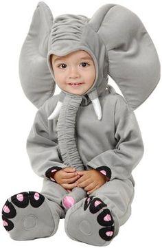 Elephant Charades Costume - Free Shipping