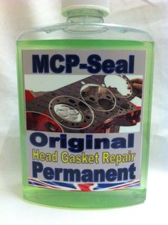 MCP-Seals:Cracked Cylinder Heads,Repair Blown Head Gaskets,Used 6&8 Cylind1000ML #MCP