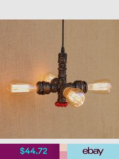 Industrial art deco iron painted pendant light led e27 5 lights with chandeliers ebay home furniture diy aloadofball Gallery