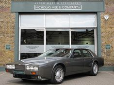 Aston martin Lagonda , fitted a phone in one of these in the late 80s !