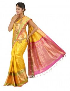 1Pure zari silk saree - kss985495