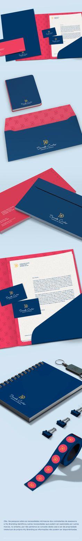 case do serviço de assessoria de gestão de marca e design desenvolvido pela Wy Branding para a marca Daniele Curtis Assessoria de Imprensa.