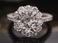 Cushion Cut, Engagement Rings, Crystals, Luxury, Diamond, Jewelry, Enagement Rings, Wedding Rings, Jewlery