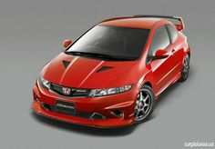 Mugen Honda Civic Type R FN2