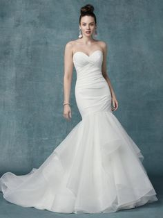 a40fe75bdc0 35 Best Ivory   Beau - Maggie Sottero Wedding Dresses images in 2019 ...