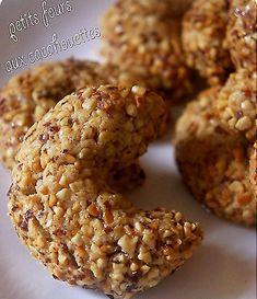 Algerijnse pindamaaantjes. Nog zo'n lekker koekje afkomstig uit Algerijnse;pinda-maantjes....