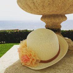 Kids's Flower Straw Hat available at www.PinkCottonLLC.com #summer #hat #flower #children #kids #beach #sun #florida #vacation #fedora #cute #fashion #kidsfashion #shop #pinkcotton #follow @Pink_Cotton_