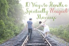 10 Ways to Handle a Spiritually Unequal Marriage @ The Alabaster Jar