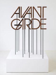 Avantgarde, 2008 by Damien Roach