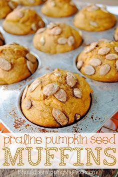 Praline Pumpkin Seed
