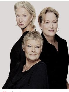 Though not a Dame I will place this in Great Dames as if Meryl was a Brit she'd certainly have this honour.