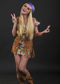 70s hippy fancy dress - Cerca amb Google