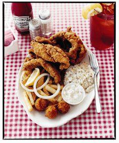 Whole Fried Catfish #