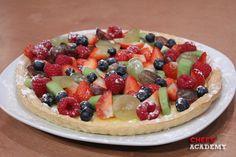 de Chefe Marlene - em: http://media.rtp.pt/blogs/chefsacademy/receitas/tarte-de-frutas-com-massa-quebrada