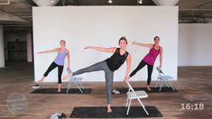 Cardio Barre Workout