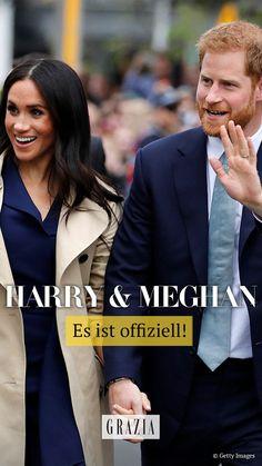 Im Leben von Prinz Harry und Meghan Markle ist aktuell eine Menge los und jetzt wurde offiziell bestätigt, dass die beiden einen neuen Business-Partner haben. #grazia #grazia_magazin #meghanmarkle #prinzharry #royals #sussex Meghan Markle, Prinz Harry, Hot Stories, Partner