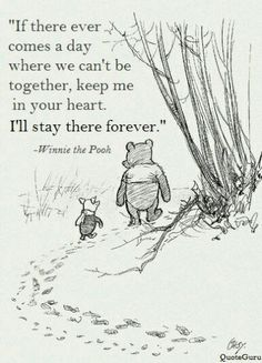I'll stay there forever. - 13 x de beste quotes van Winnie de Poeh - Nieuws - Lifestyle