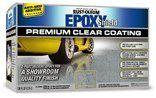 {Quick and Easy Gift Ideas from the USA}  Rust-Oleum Epoxyshield Premium Clear Floor Coating Kit http://welikedthis.com/rust-oleum-epoxyshield-premium-clear-floor-coating-kit #gifts #giftideas #welikedthisusa