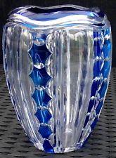 Val Saint-Lambert vase 'Pietro' S361 Joseph Simon- Catalogue Cristaux de…