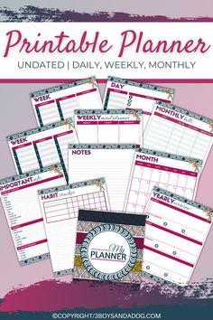 Planner Clips sublimation designs Planner Wall Grid Illustration Mood board Digital Download Planner clipart
