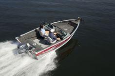 Pro Angler 162 XL | Smoker Craft fishing boat