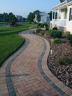 From ornate patterns to simple stone styles, discover the top 50 best paver walkway ideas. Explore unique exterior hardscape designs for your yard. Outdoor Walkway, Paver Walkway, Backyard Patio, Walkway Ideas, Walkways, Stone Walkway, Driveways, Glass Walkway, Outdoor Flooring
