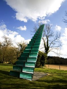 Glass Stairway To Heaven