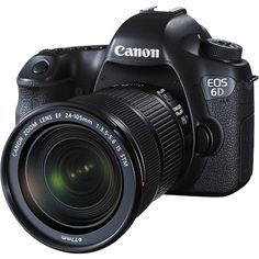 Buy the EOS with EF IS STM Lens Kit from Canon Online Store with full frame sensor and full HD video Canon Eos, 6d Canon, Best Dslr, Best Camera, Pro Camera, Camera Lens, Best Professional Camera, Canon Kamera, Camera Comparison