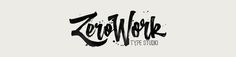 Zerowork Studio is a Type foundry based in Indonesia that work on field of Typography Project and Commercial Typeface. Banner, Typography, Studio, Shop, Picture Banner, Letterpress, Banners, Studios, Store