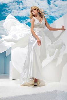 Tony Bowls Bridal Wedding Dresses Photos on WeddingWire