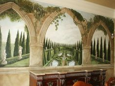 Photo Album posted by Sharon Csiszer on Find a Muralist.