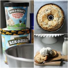 Two-Ingredient Ice Cream Bread Recipe! A delicious and easy way to make bread.