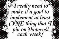 Gotta love Pinterest!
