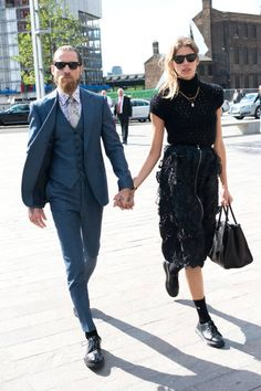Because two is better than one! Check out the most stylish celebrity couples here