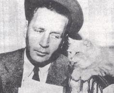 El escritor y guionista Jim Thompson.