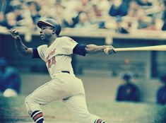 Hank Aaron Home Run Record #history #todayinhistory #baseball