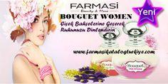 FARMASİ BOUQUET BAYAN PARFÜM    MODERN HAYATIN ROMANTİK KADINLARINI KENDİNE ÇEKEN BİR PARFÜM:  Farmasi Bouquet Fresh Bloom  Farmasi Bouquet etkileyici ve kalıcı floral notalarıyla sizlere yepyeni bir dünyanın kapılarını açıyor.