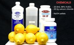 #frutas #limão #acidulante #nutrição
