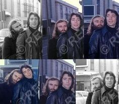 Steve Hackett & Phil Collins! ♥