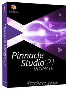 Pinnacle Studio Ultimate 21.0.1 Multilingual + Content Packs