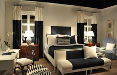 Amazing bedroom by Hickory Chair at High Point market...!!