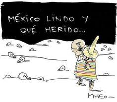 México lindo ... (noviembre de 2014)