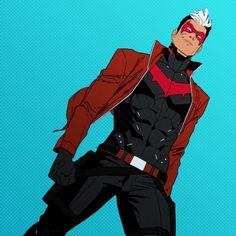 Jason Todd by Kris Anka Superhero Villains, Im Batman, Phone Themes, Jason Todd, Red Hood, Bat Family, Deadpool, Dc Comics, Fictional Characters