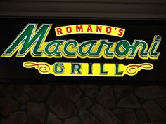 Romano's Macaroni Grill Copycat Recipes