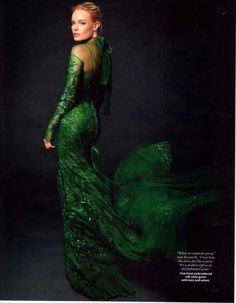 Kate Bosworth in a Tom Ford dress...loved this spread