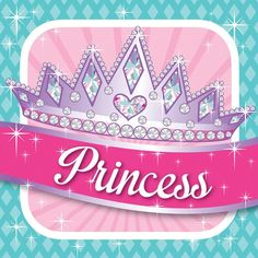 Princess Party Luncheon Napkins