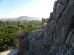 Castle of Ancient Assini, Tolo, Argolis, Greece